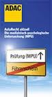 ADAC-Broschüre zur MPU