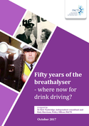 Fifty years of the breathalyser - where now for drink driving?
