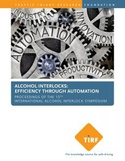 15th International Alcohol Interlock Symposium Proceedings
