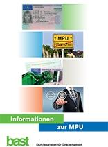 BASt-Broschüre Informationen zur MPU