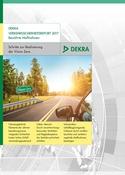 """DEKRA Verkehrssicherheitsreport 2017 """"Best Practice"""": Schritte auf dem Weg zum großen Ziel von null Verkehrstoten"""