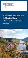 BMVI: Verkehr und Mobilität in Deutschland