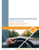 TIRF Impaired & Distracted Driving. Data Comparison