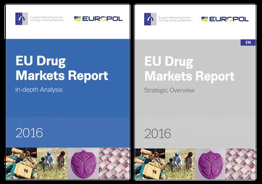 EU Drug Markets Report 2016