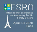 ESRA 2 International Conference on Measuring Traffic Safety Culture